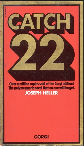 the sexual needs of the character yossarian in the novel catch 22 by joseph heller In closing time, joseph heller returns to the characters of catch-22, now coming to the end of their lives and the century, as is the entire generation that this time, but the end closing time deftly satirizes the realities and the myths of america in the half century since wwii: the absurdity of our.