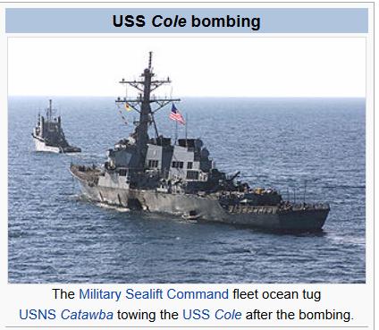cole bombing 1 navy