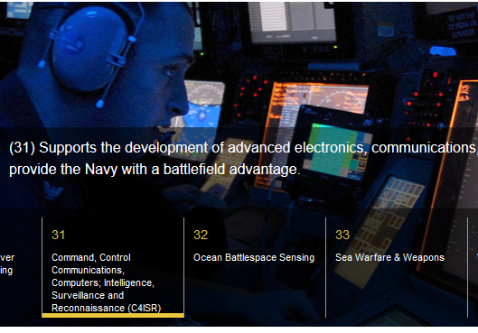 navy bragging