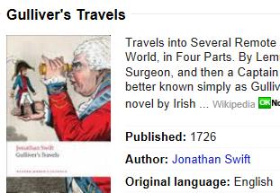 gulliver travel book